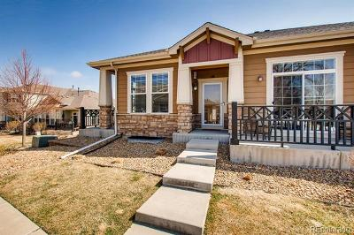Broomfield Condo/Townhouse Active: 3751 West 136th Avenue #V1