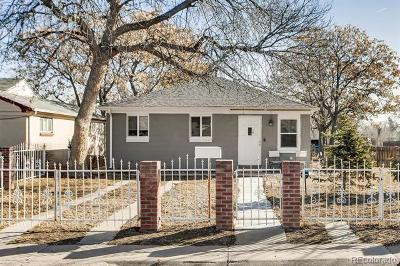 East Colfax, Montclair Single Family Home Active: 1600 Valentia Street