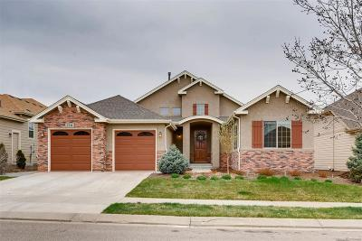 Broomfield Single Family Home Active: 3711 Jenny Lane