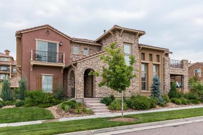 Highlands Ranch Condo/Townhouse Active: 9476 Sori Lane