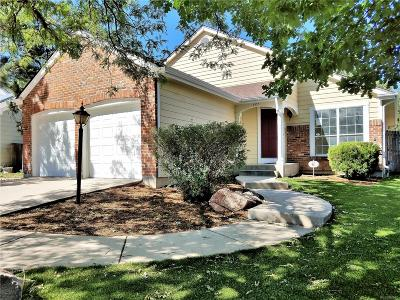 Denver Single Family Home Active: 4455 Danube Way