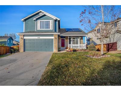 Highlands Ranch Single Family Home Active: 3193 Deer Creek Drive
