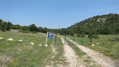 Castle Rock Residential Lots & Land Under Contract: 1267 Evalena Road