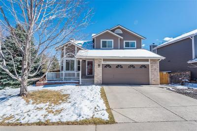 Highlands Ranch CO Single Family Home Active: $479,000