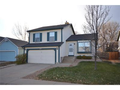 Broomfield Single Family Home Active: 12633 Irving Court