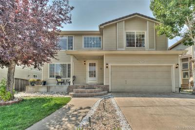 Highlands Ranch Single Family Home Under Contract: 4922 Ashbrook Circle