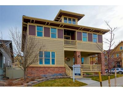 Lone Tree Single Family Home Active: 10302 Greentrail Circle
