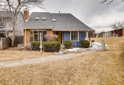 Centennial CO Single Family Home Under Contract: $434,900