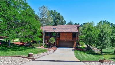 Parker Single Family Home Active: 9588 Coronado Court