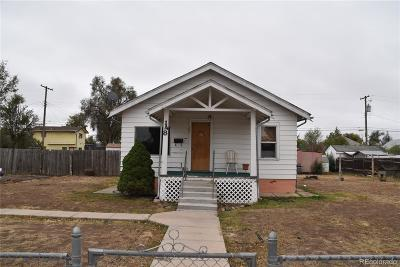 Fort Lupton Single Family Home Under Contract: 148 4th Street