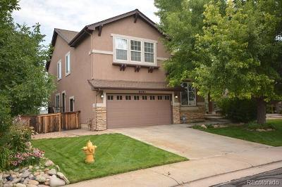 Littleton Single Family Home Active: 8591 West Cannes Drive