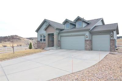 Castle Rock Single Family Home Active: 5421 Clearbrook Court