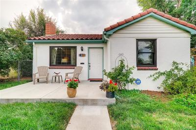 East Colfax, Montclair Single Family Home Active: 1685 Ulster Street