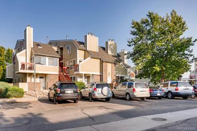 Aurora Condo/Townhouse Active: 972 South Dearborn Way #15