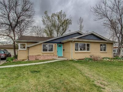 Broomfield Single Family Home Under Contract: 279 Flint Way
