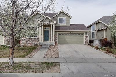 Commerce City Single Family Home Active: 10121 East 112th Way