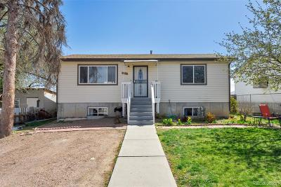 Denver Single Family Home Active: 2436 South Galapago Street