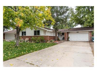 Aurora Single Family Home Active: 12016 East Arizona Drive