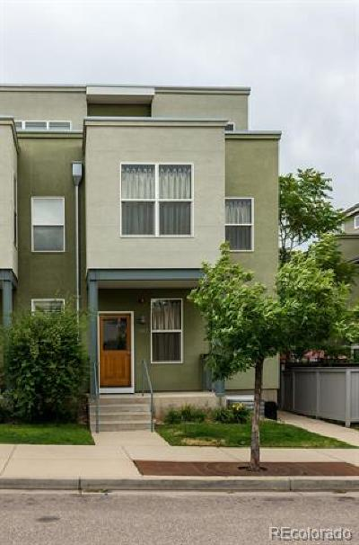 Boulder CO Condo/Townhouse Active: $775,000