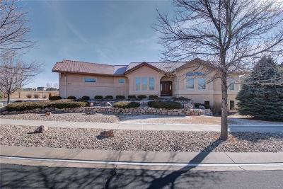 Pine Creek Single Family Home Under Contract: 3111 Promontory Peak Drive