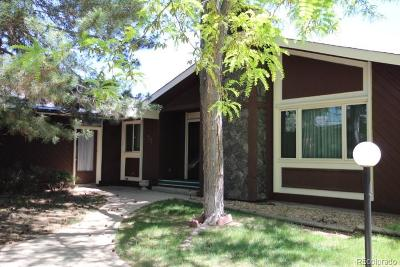 Broomfield Single Family Home Under Contract: 12 Curtis Court
