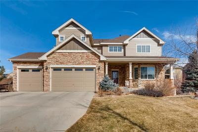 Arvada Single Family Home Under Contract: 7765 Yankee Court