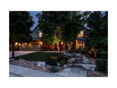 Castle Pines Single Family Home Under Contract: 6757 Kent Place