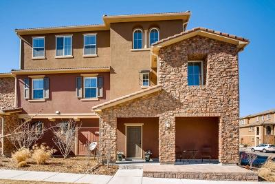 Highlands Ranch Condo/Townhouse Under Contract: 9511 Loggia Street #C