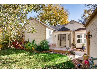 Centennial Single Family Home Active: 6438 South Glencoe Court