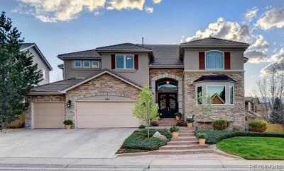 Superior Single Family Home Active: 635 South Snowmass Circle
