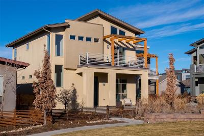 Denver Single Family Home Under Contract: 5052 Uinta Street