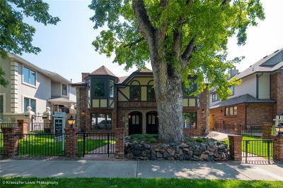 Denver Condo/Townhouse Active: 358 Steele Street