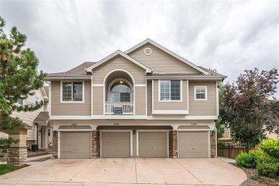 Highlands Ranch Condo/Townhouse Under Contract: 1232 Carlyle Park Circle
