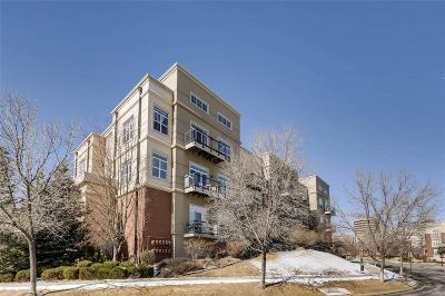 Greenwood Village CO Condo/Townhouse Active: $257,000