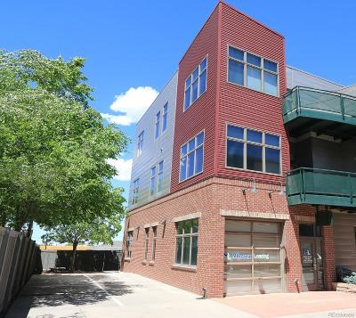 Littleton Condo/Townhouse Active: 5439 South Prince Street