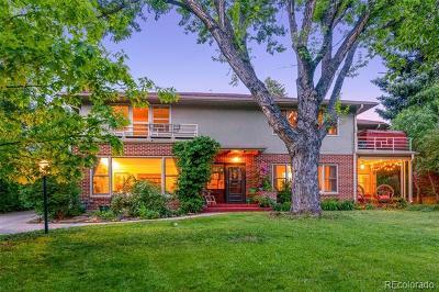 Colorado Springs Single Family Home Active: 1729 Alamo Avenue
