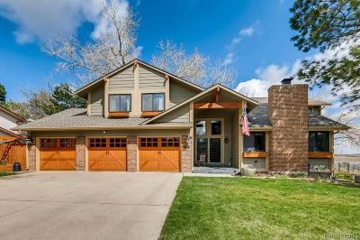Golden Single Family Home Under Contract: 13505 West 34th Avenue