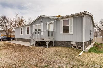 Denver Single Family Home Active: 2590 West Wesley Avenue #D