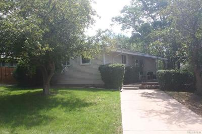 Westminster Single Family Home Active: 7868 Stuart Street