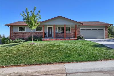 Lakewood Single Family Home Active: 1614 South Urban Way