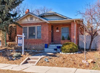Single Family Home Active: 1257 Jackson Street