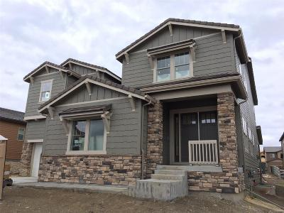Broomfield Single Family Home Under Contract: 15968 Humboldt Peak Drive