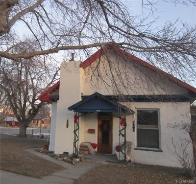 Salida Single Family Home Under Contract: 306 Dodge Street