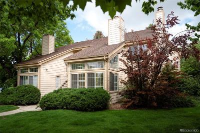 Boulder Condo/Townhouse Under Contract: 4875 White Rock Circle #G