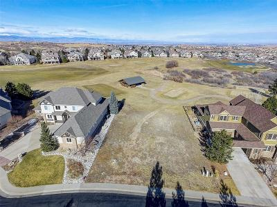Castle Pines Residential Lots & Land Sold: 1281 Buffalo Ridge Road