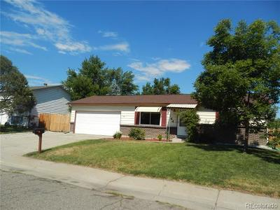 Arvada Single Family Home Active: 7144 Welch Court