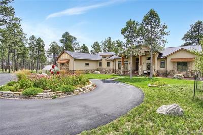 Colorado Springs CO Single Family Home Active: $1,150,000