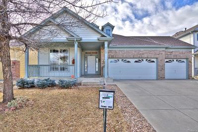 Longmont Single Family Home Under Contract: 5209 Bella Vista Drive