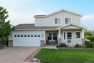Littleton Single Family Home Under Contract: 9653 Falcon Court