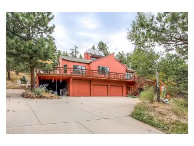 Boulder Single Family Home Active: 1981 Timber Lane
